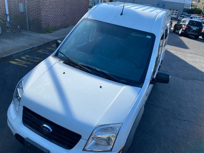 2013 Ford Transit Connect for sale at Paradise Auto Sales in Swampscott MA