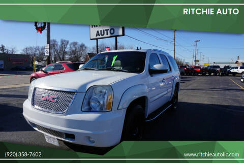 2007 GMC Yukon for sale at Ritchie Auto in Appleton WI