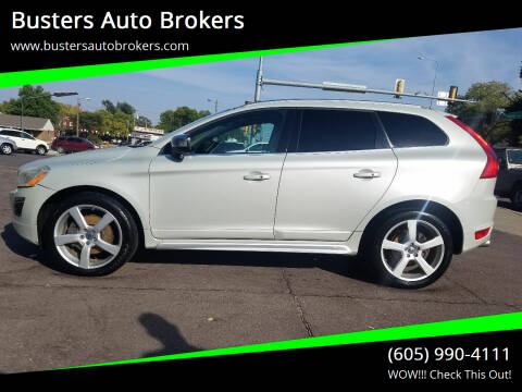 2011 Volvo XC60 for sale at Busters Auto Brokers in Mitchell SD