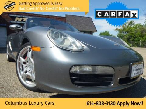 2005 Porsche Boxster for sale at Columbus Luxury Cars in Columbus OH