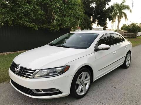 2013 Volkswagen CC for sale at LA Motors Miami in Miami FL
