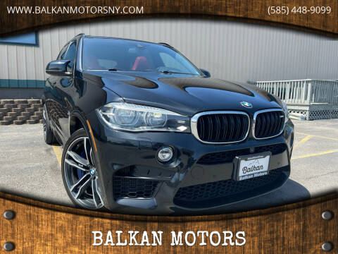 2017 BMW X5 M for sale at BALKAN MOTORS in East Rochester NY