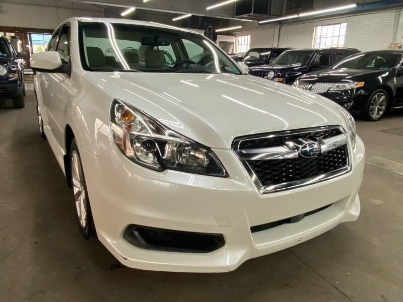 2013 Subaru Legacy for sale at John Warne Motors in Canonsburg PA