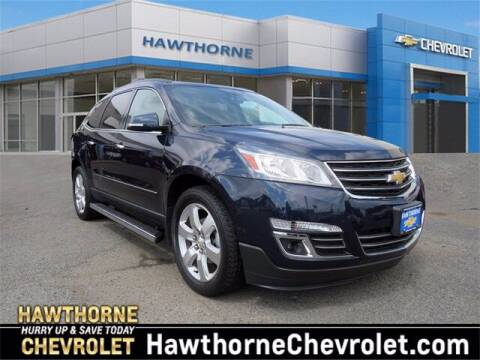 2017 Chevrolet Traverse for sale at Hawthorne Chevrolet in Hawthorne NJ