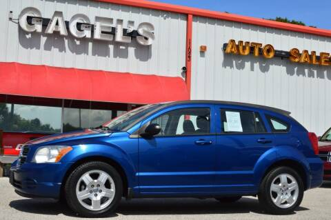 2009 Dodge Caliber for sale at Gagel's Auto Sales in Gibsonton FL