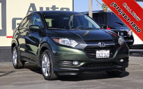 2017 Honda HR-V for sale at H1 Auto Group in Sacramento CA