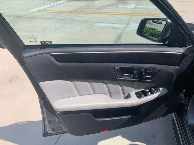 2012 Mercedes-Benz E-Class E350 - Sanford FL