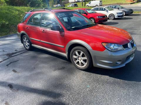 2006 Subaru Impreza for sale at KP'S Cars in Staunton VA