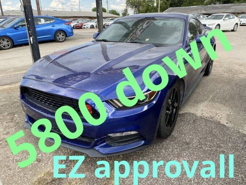 2015 Ford Mustang for sale at Ital Auto in Oklahoma City OK