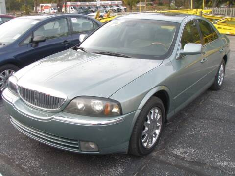 2003 Lincoln LS for sale at Autoworks in Mishawaka IN
