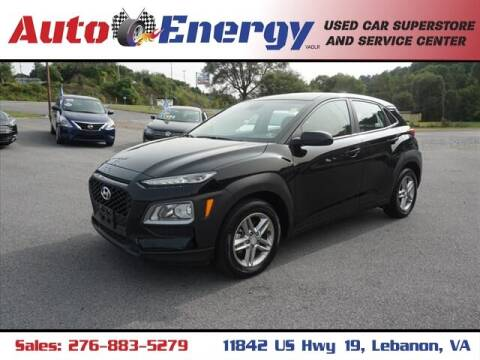 2019 Hyundai Kona for sale at Auto Energy in Lebanon VA