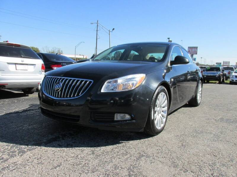 2011 Buick Regal for sale at Express Auto Sales in Lexington KY