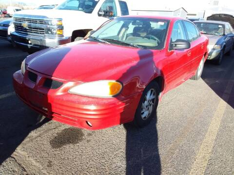 2002 Pontiac Grand Am for sale at Main Street Motors in Rapid City SD