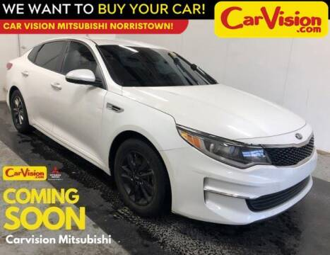 2017 Kia Optima for sale at Car Vision Mitsubishi Norristown in Norristown PA