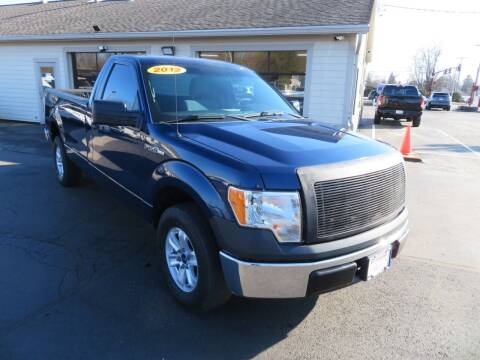 2012 Ford F-150 for sale at Tri-County Pre-Owned Superstore in Reynoldsburg OH