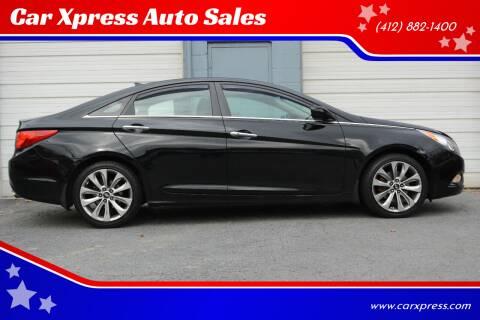 2013 Hyundai Sonata for sale at Car Xpress Auto Sales in Pittsburgh PA