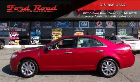 2012 Lincoln MKZ for sale at Ford Road Motor Sales in Dearborn MI