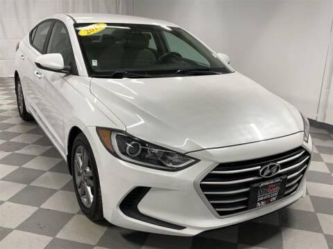 2017 Hyundai Elantra for sale at Mr. Car LLC in Brentwood MD