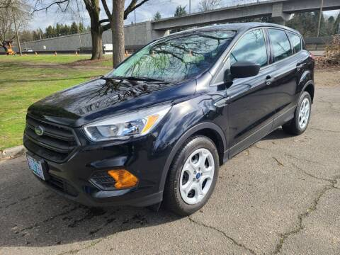 2017 Ford Escape for sale at EXECUTIVE AUTOSPORT in Portland OR