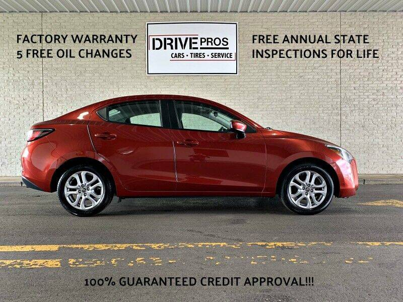 2017 Toyota Yaris iA for sale at Drive Pros in Charles Town WV