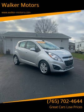 2015 Chevrolet Spark for sale at Walker Motors in Muncie IN