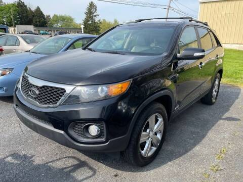 2013 Kia Sorento for sale at Certified Motors in Bear DE