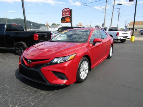 2019 Toyota Camry for sale at Joe's Preowned Autos 2 in Wellsburg WV