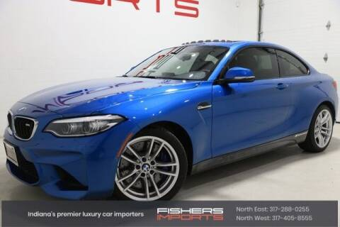 2018 BMW M2 for sale at Fishers Imports in Fishers IN
