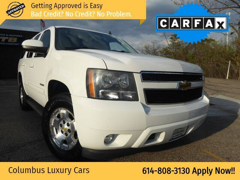 2011 Chevrolet Tahoe for sale at Columbus Luxury Cars in Columbus OH