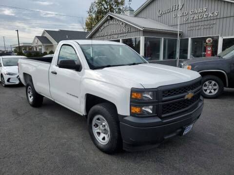 2014 Chevrolet Silverado 1500 for sale at Empire Alliance Inc. in West Coxsackie NY