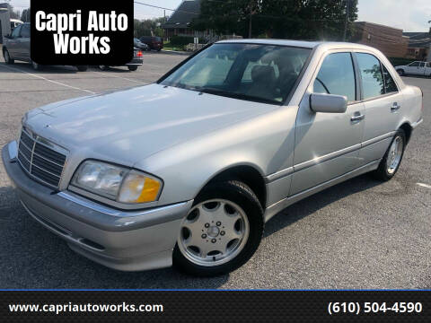 1999 Mercedes-Benz C-Class for sale at Capri Auto Works in Allentown PA