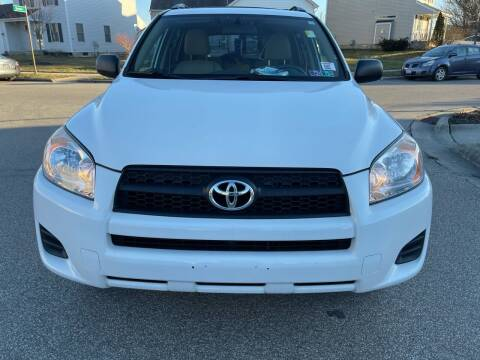 2011 Toyota RAV4 for sale at Via Roma Auto Sales in Columbus OH