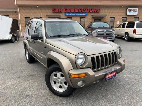 2004 Jeep Liberty for sale at CAR CONNECTIONS in Somerset MA