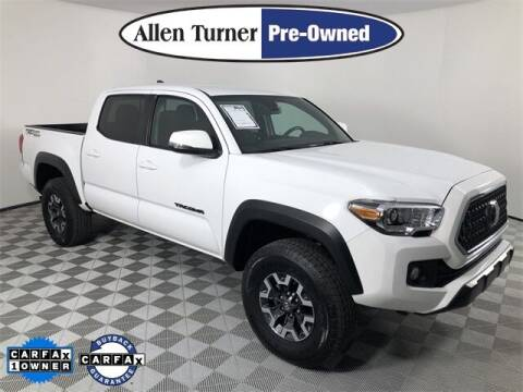 2019 Toyota Tacoma for sale at Allen Turner Hyundai in Pensacola FL