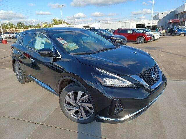 2021 Nissan Murano for sale in Oklahoma City, OK