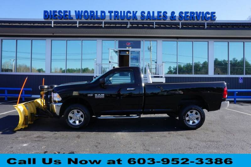 2013 RAM Ram Pickup 2500 for sale at Diesel World Truck Sales in Plaistow NH