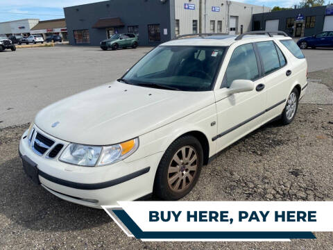 2003 Saab 9-5 for sale at Family Auto in Barberton OH