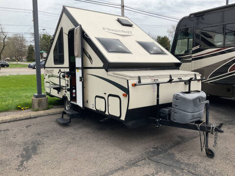 2016 Forest River FLAGSTAFF for sale at A 1 Motors in Monroe MI
