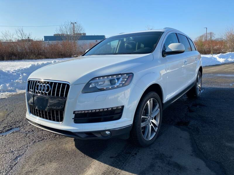 2013 Audi Q7 for sale at Pristine Auto Group in Bloomfield NJ