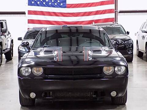 2014 Dodge Challenger for sale at Texas Motor Sport in Houston TX