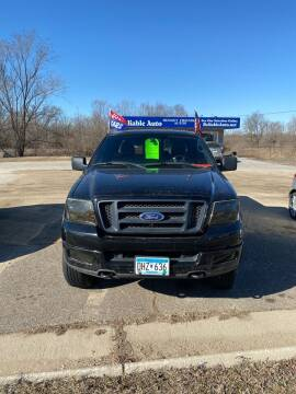 2004 Ford F-150 for sale at Reliable Auto in Cannon Falls MN