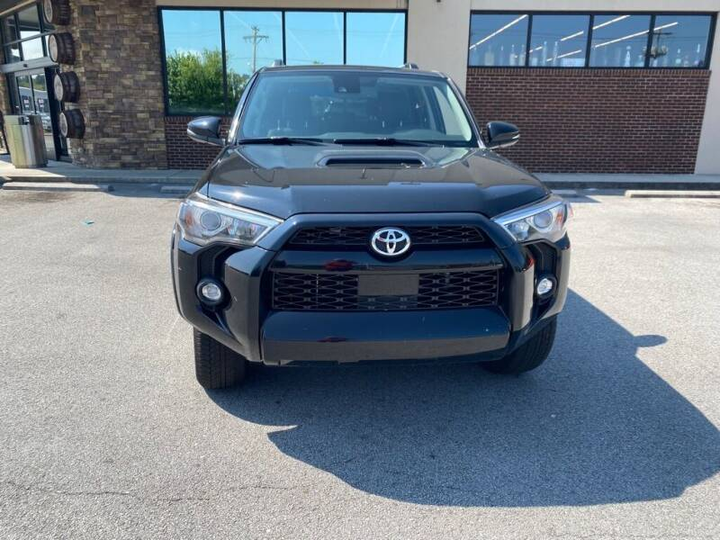 2020 Toyota 4Runner for sale at Z Motors in Chattanooga TN
