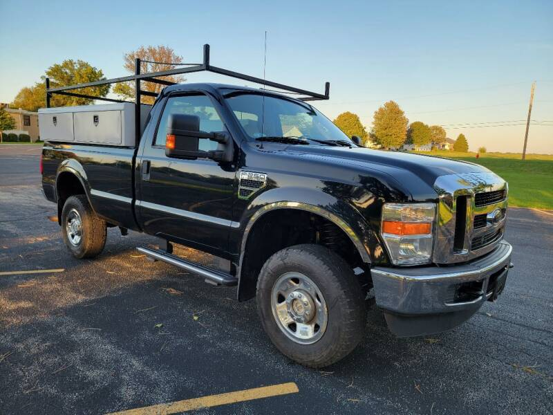 2009 Ford F-250 Super Duty for sale at Tremont Car Connection in Tremont IL