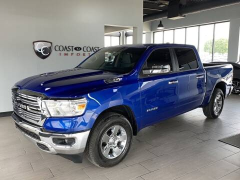 2019 RAM Ram Pickup 1500 for sale at Coast to Coast Imports in Fishers IN