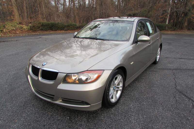 2008 BMW 3 Series for sale at AUTO FOCUS in Greensboro NC