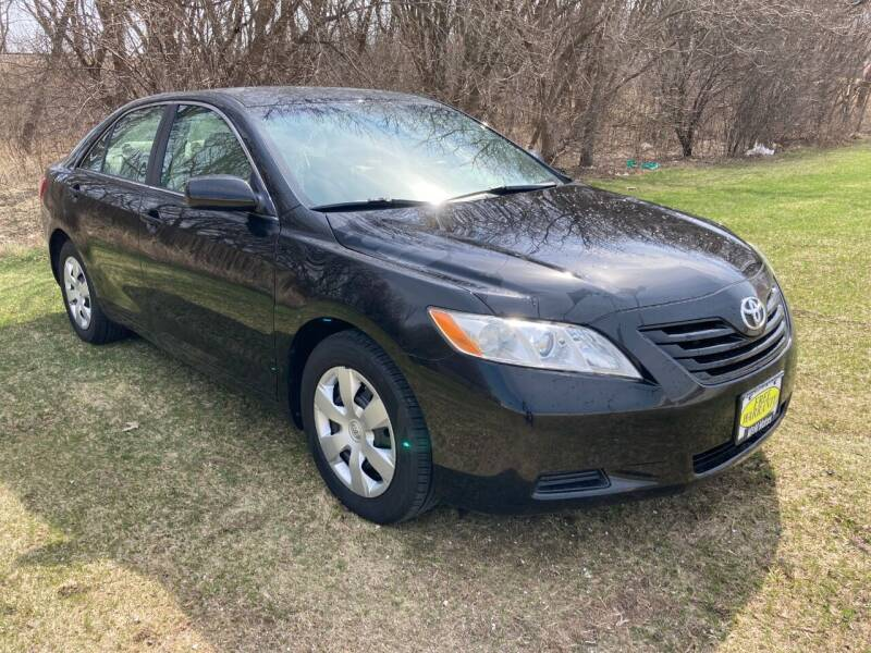 2008 Toyota Camry for sale at M & M Motors in West Allis WI