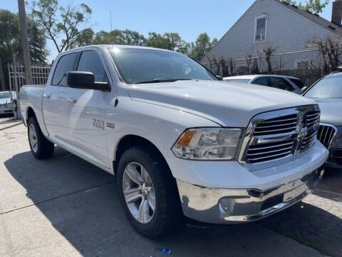 2014 RAM Ram Pickup 1500 for sale at SOUTHFIELD QUALITY CARS in Detroit MI