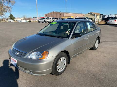 2003 Honda Civic for sale at De Anda Auto Sales in South Sioux City NE