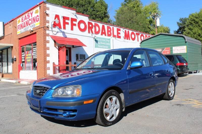 2005 Hyundai Elantra for sale in Winston Salem, NC