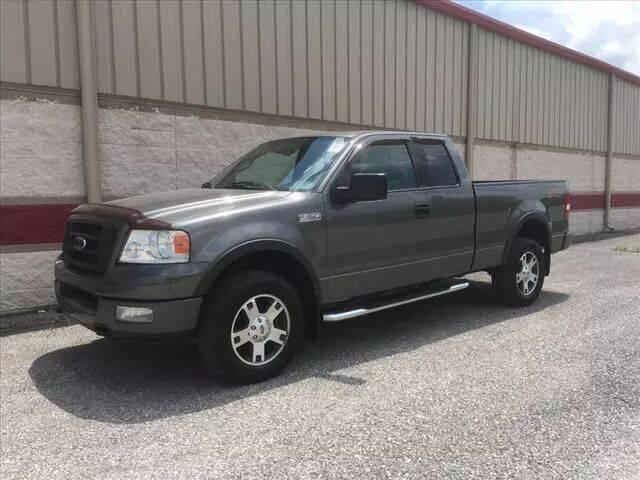 2004 Ford F-150 for sale at Auto Sales & Service Wholesale in Indianapolis IN
